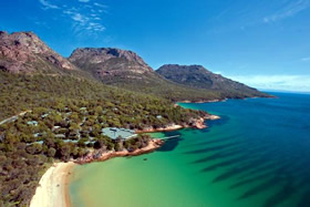 Tasmania's East Coast Accommodation