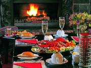 Open Fire Dining