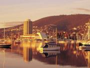 Hobart at Sunrise